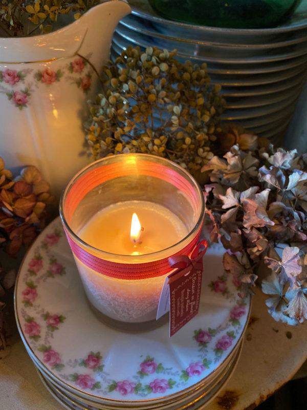 Bougie Cerisier en fleurs - Cerise Noire