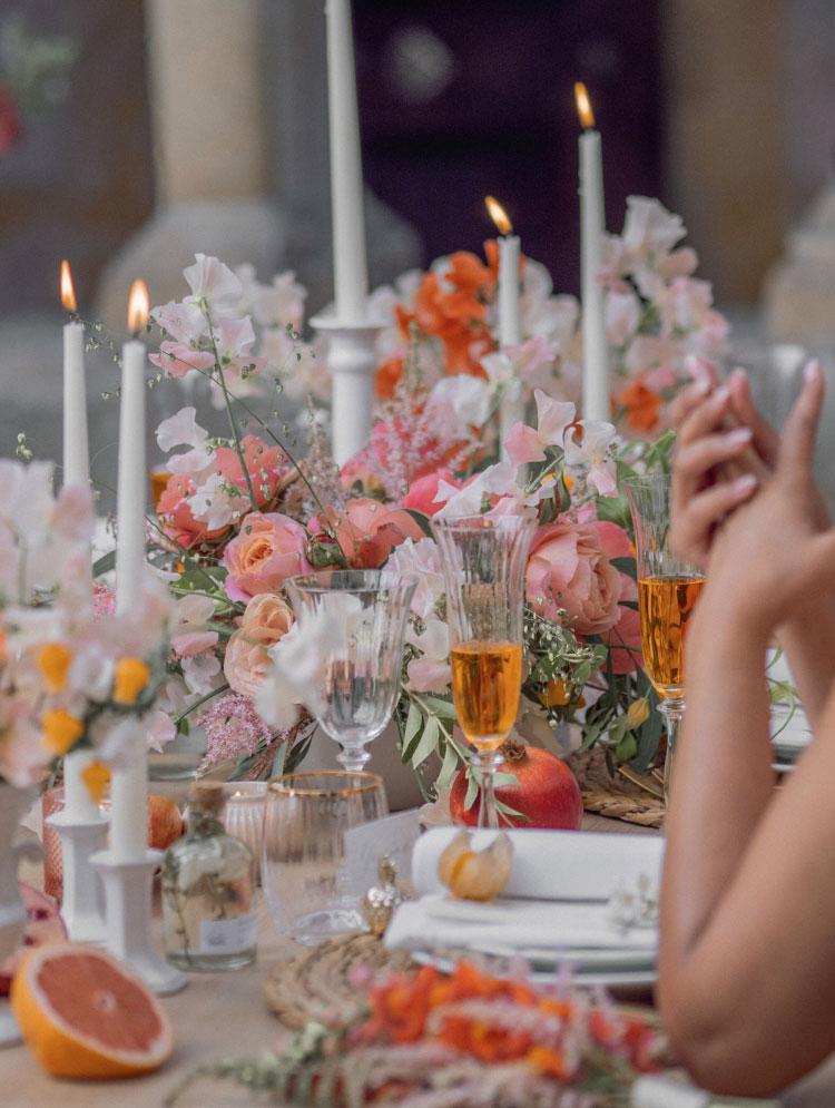 Shooting mariage sur un air de Bossa Nova - Cerise Noire