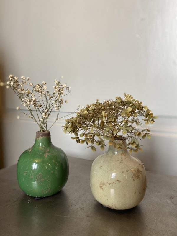 mini vase Chehoma Cerise Noire